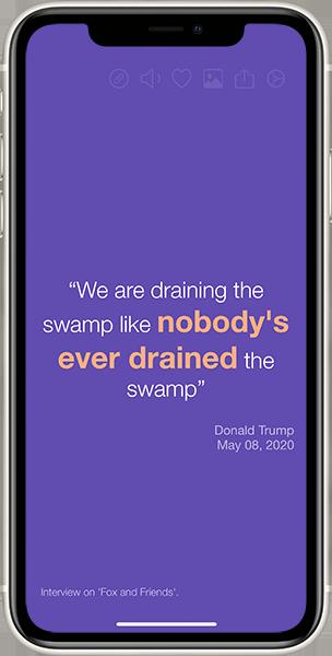 Trump Unmasked